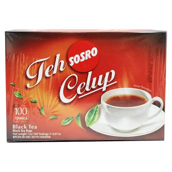 Image produk Teh celup sosro